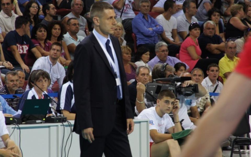 Треньорът: 9 български национали в Серия А1 - много добре