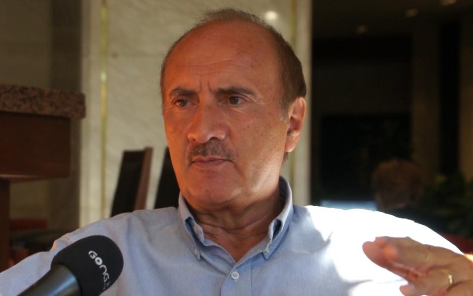 ВИДЕО: Лучано Капикьони: Българите се развиват добре, в чужбина израстват