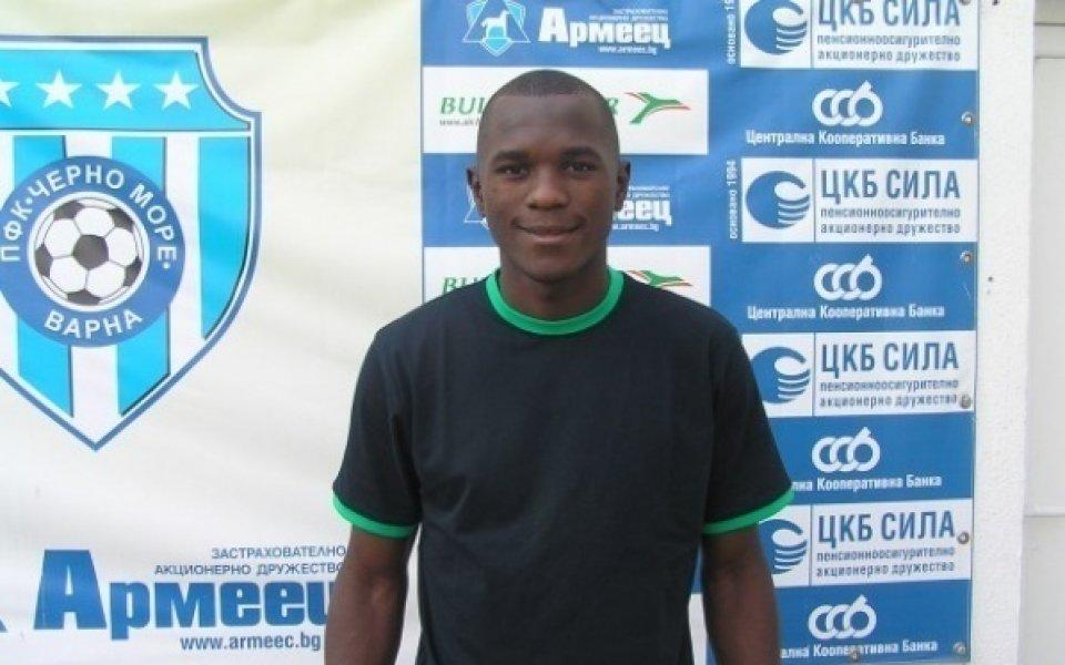 Бивш футболист на Черно море се завръща в България