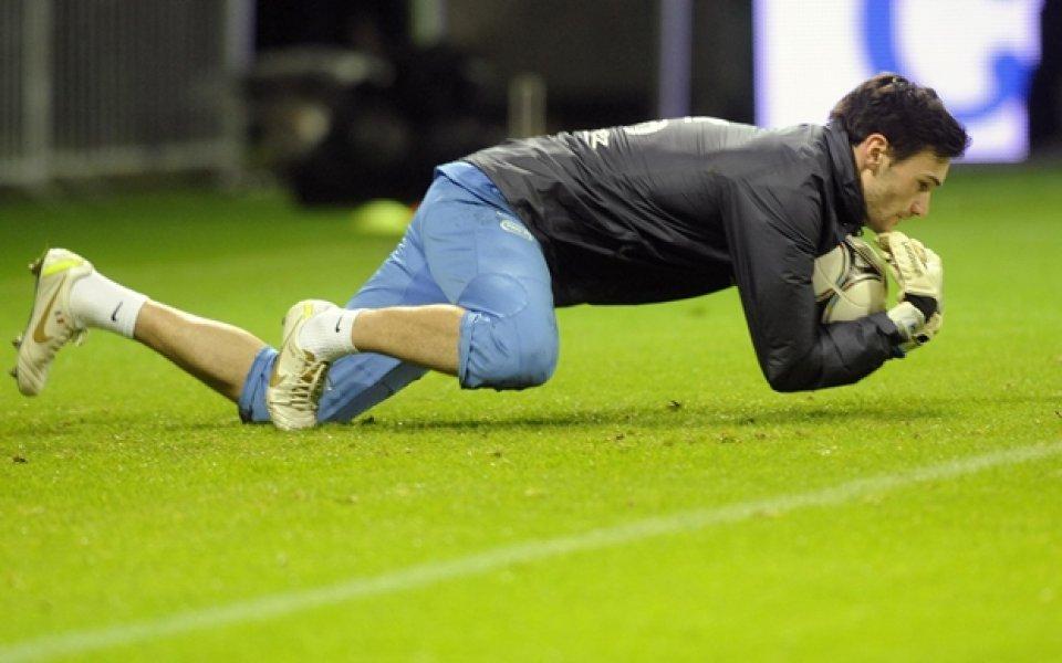 Юго Лорис ще бъде капитан на Франция на Евро 2012