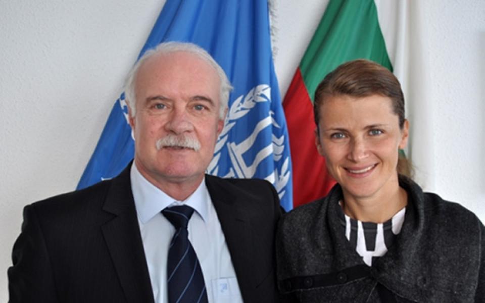 Олимпийската шампионка Тереза Маринова става асистент в НСА