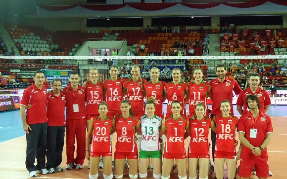България загуби полуфинала на Световното