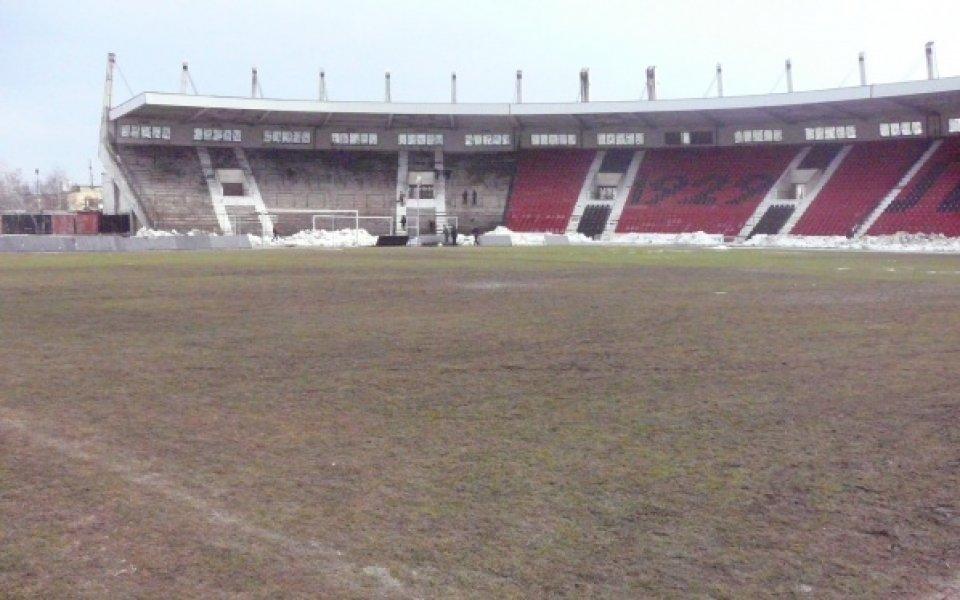 Новакът в efbet Лига Локомотив София е заявил два стадиона