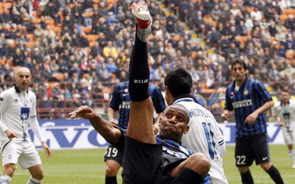 Майкон може да си тръгне от Интер през лятото