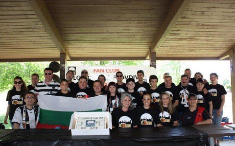 Фенове на Локо Пд от чужбина вече искат 1 000 билета за финала за Купата
