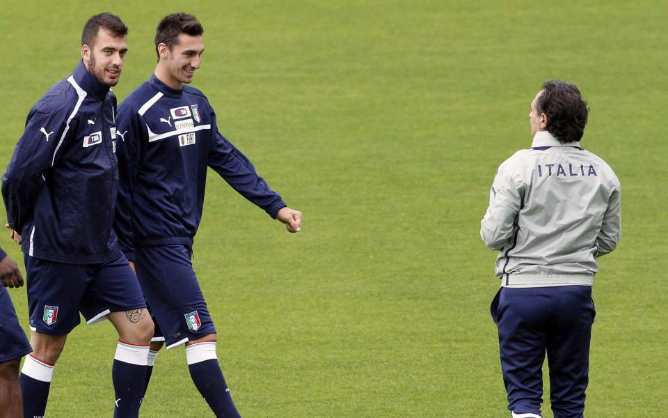 Прандели освободи 7 играчи от лагера на Италия, 25 останаха в битката за Евро 2012