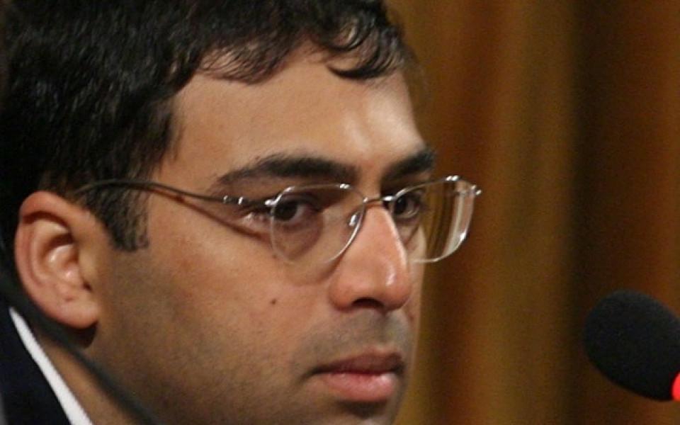 Ананд спечели шахматния мемориал