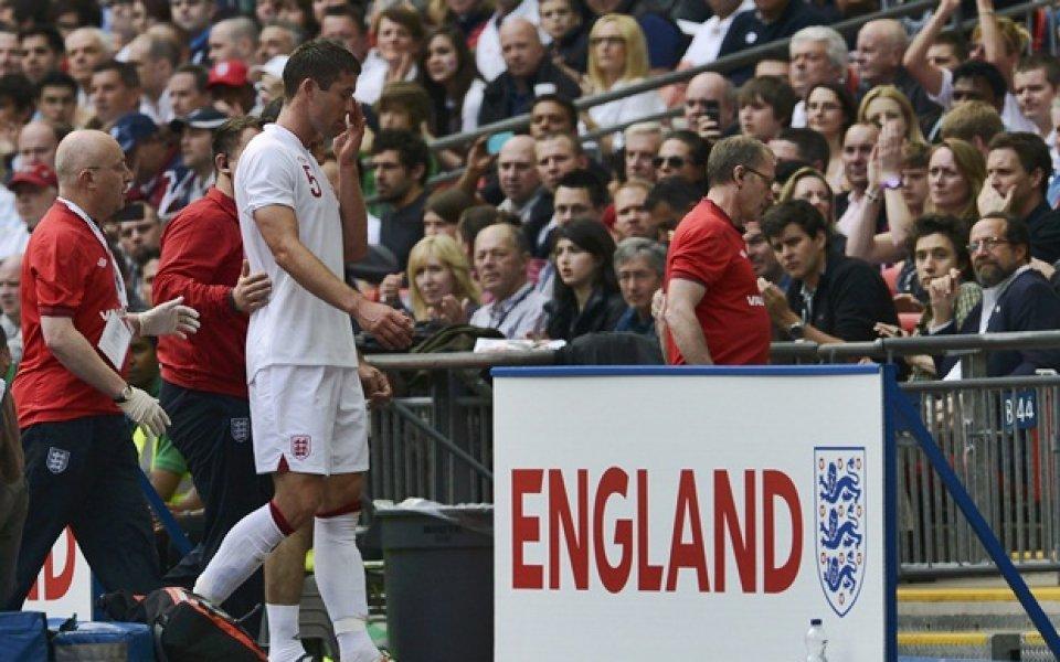 Англия избра кой да замести Рууни като капитан