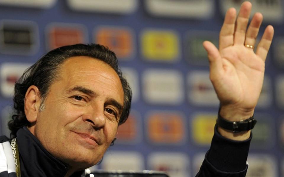 Треньорът на Евро 2012