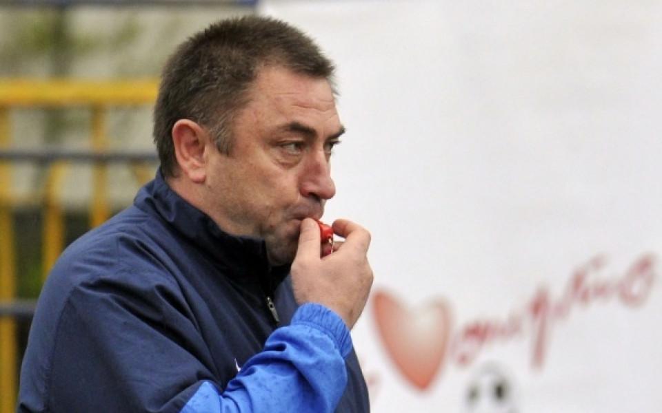 Искренов: В ЦСКА ме посрещнаха с