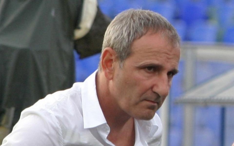 Официално: Никола Спасов се завърна начело на Черно море