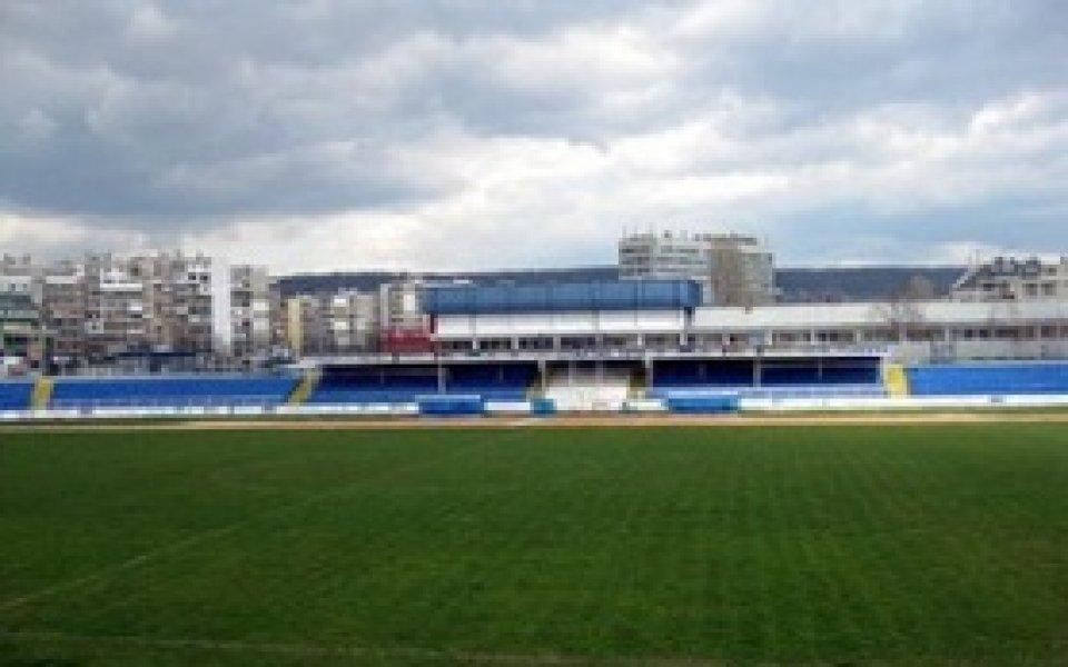 Спартак Вн спечели в Сливен и поведе в класирането на Б група