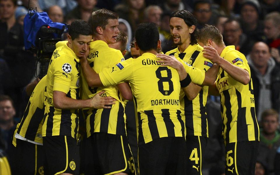 Борусия Дортмунд  - мечтата за всеки един футболен фен