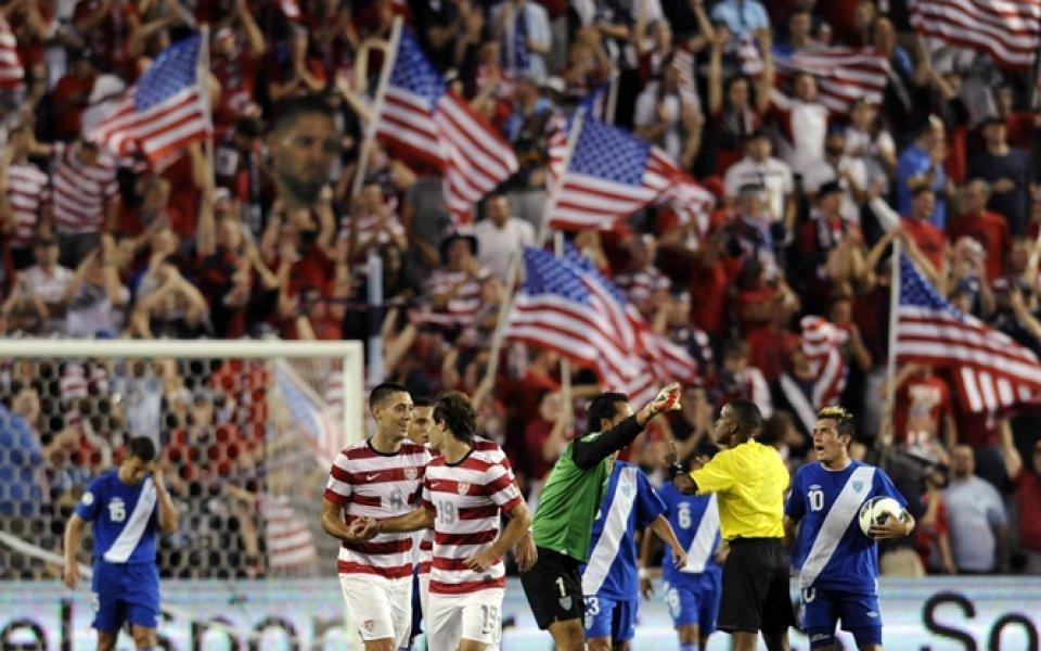 САЩ се класира за следващата фаза на световните квалификации