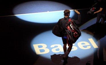 Отмениха турнира по тенис в Базел