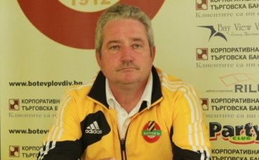 Ферарио Спасов се разбра да почне в Ботев