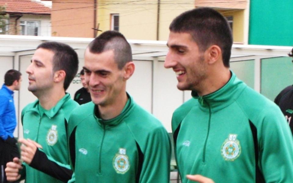 Двама от Нефтохимик с повиквателни за националния отбор при младежите