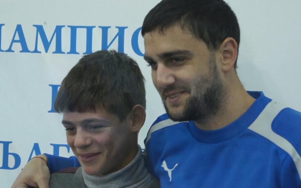 ВИДЕО: Владо Гаджев: Марио ще стане голям човек, радвам се, че още има такива деца