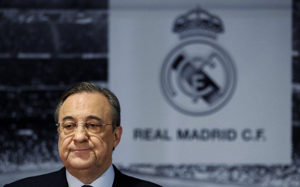 Реал Мадрид е първият клуб с приходи от над 500 милиона евро