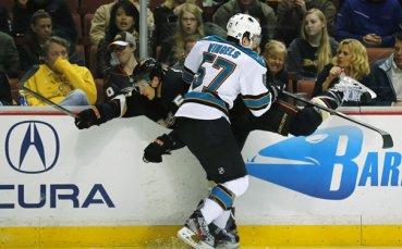 Втори хокеист в Колорадо поразен от COVID-19