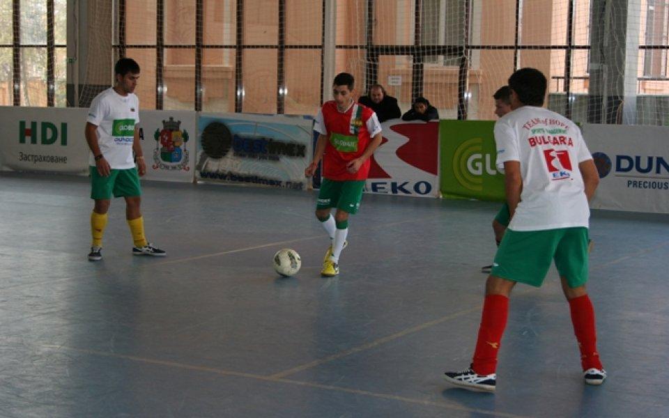 България ще участва на втори футболен Мондиал през 2013 година