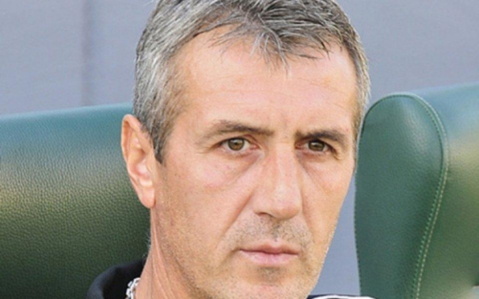 Николай Тодоров-Кайзера: Треньор на Левски трябва да е българин