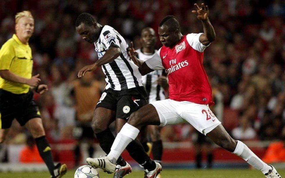 Емануел Фримпонг – бивш играч на английския Арсенал, разкри в