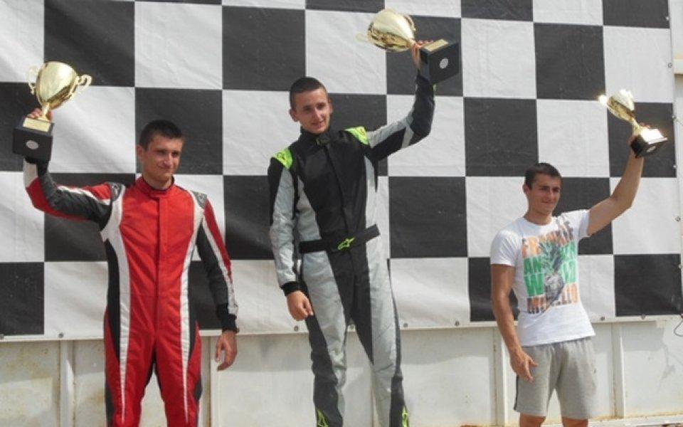 Христо Пенов нямаше ден, Владимир Арабаджиев бе най- бърз в Кюстендил