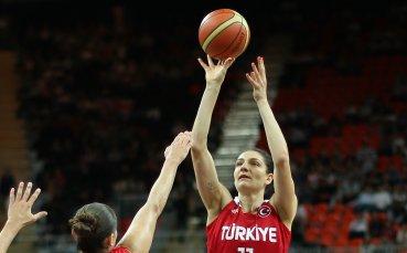 Родена в Пловдив бивша баскетболистка води Турция срещу България