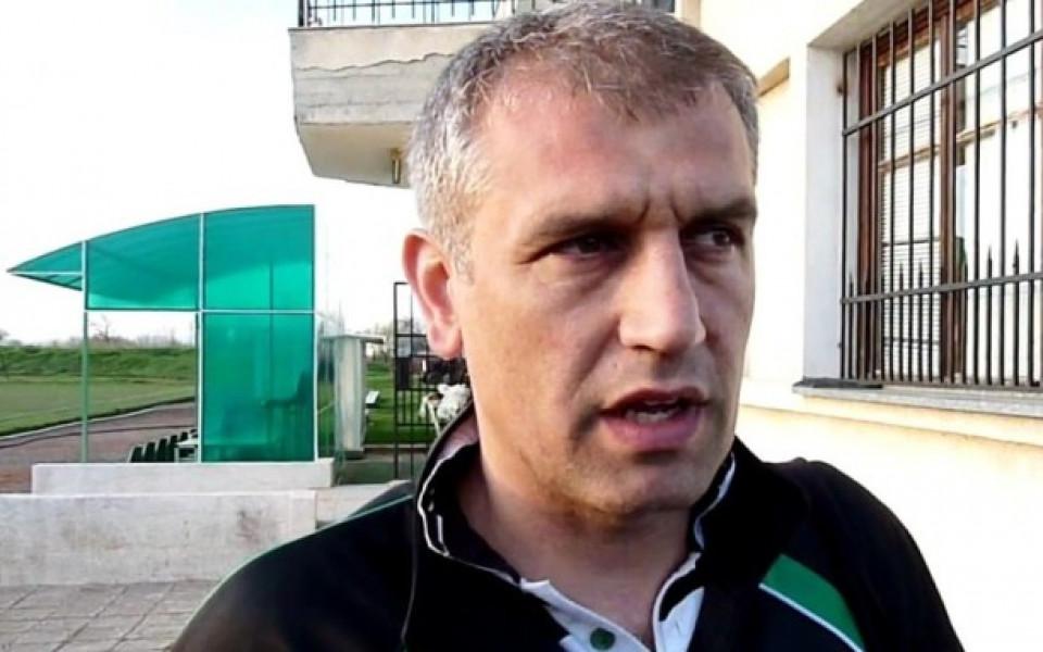 Благо Митрев се завръща в Берое, поема поста на директор на ДЮШ