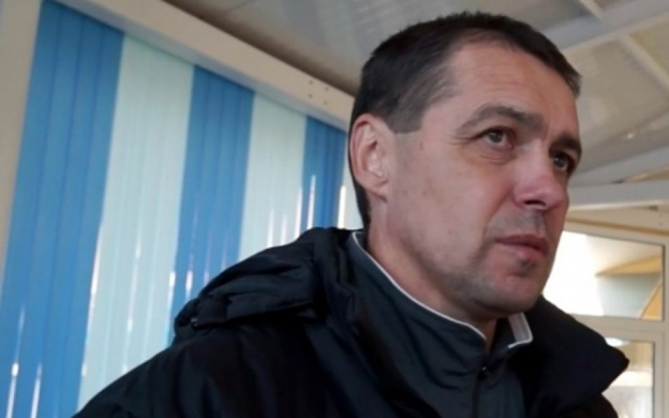 Петър Хубчев: Доволен съм от старанието на момчетата