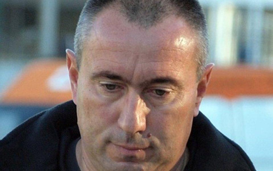 Стоилов: На този терен, ако някой бе вкарал гол, така щеше да свърши мачът