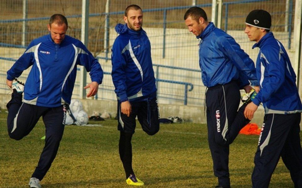 Кишишев: Няма да ми бъде трудно да играя в А група