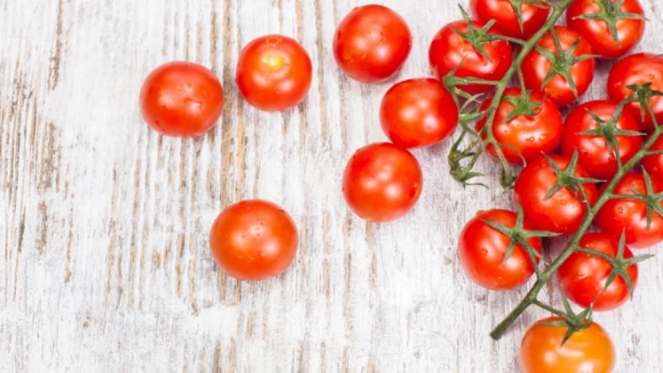 Рецепти с чери домати