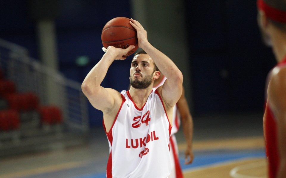 Филип Виденов: Нямам проблеми, щом бием