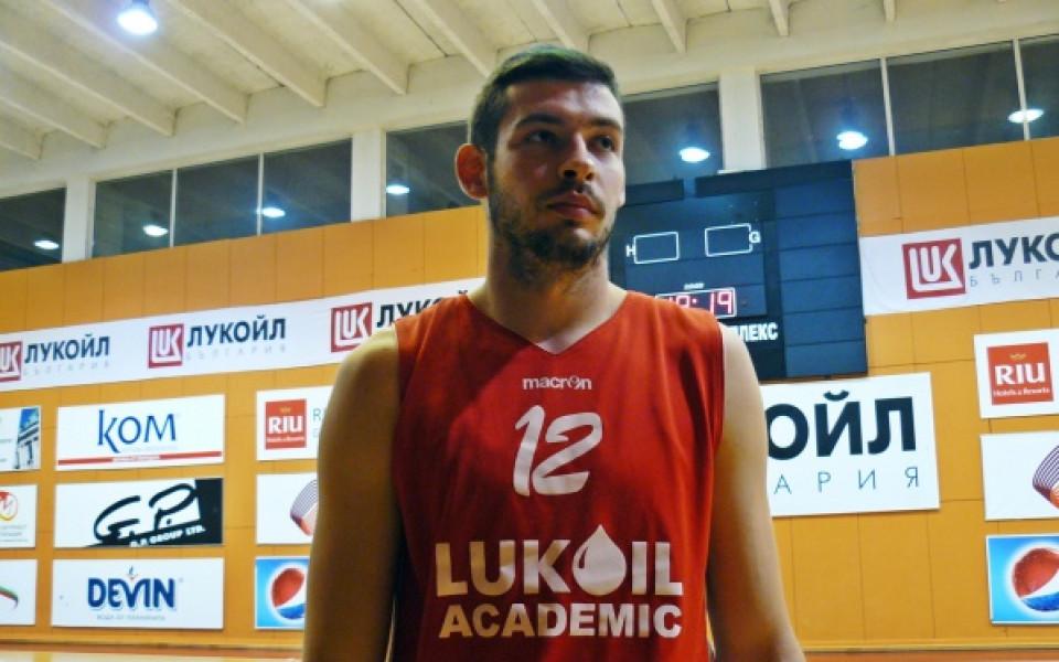 Сашо Янев: Важна победа, а ни чака и голям мач с Левски