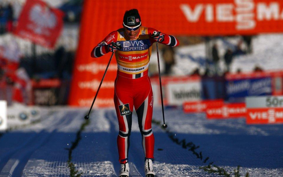 Марит Бьорген с 61-а победа в кариерата си