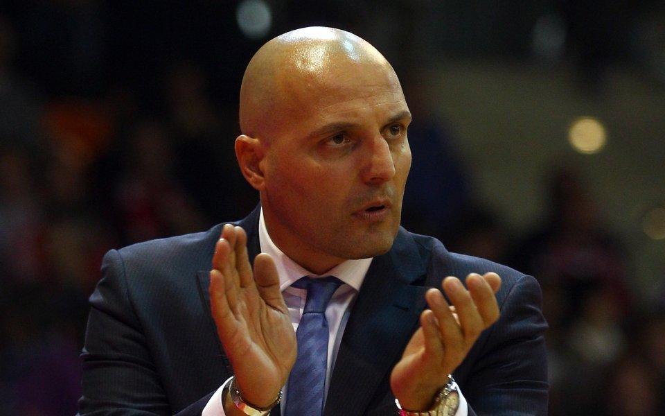 Баскетболният Байерн уволни Саша Джорджевич