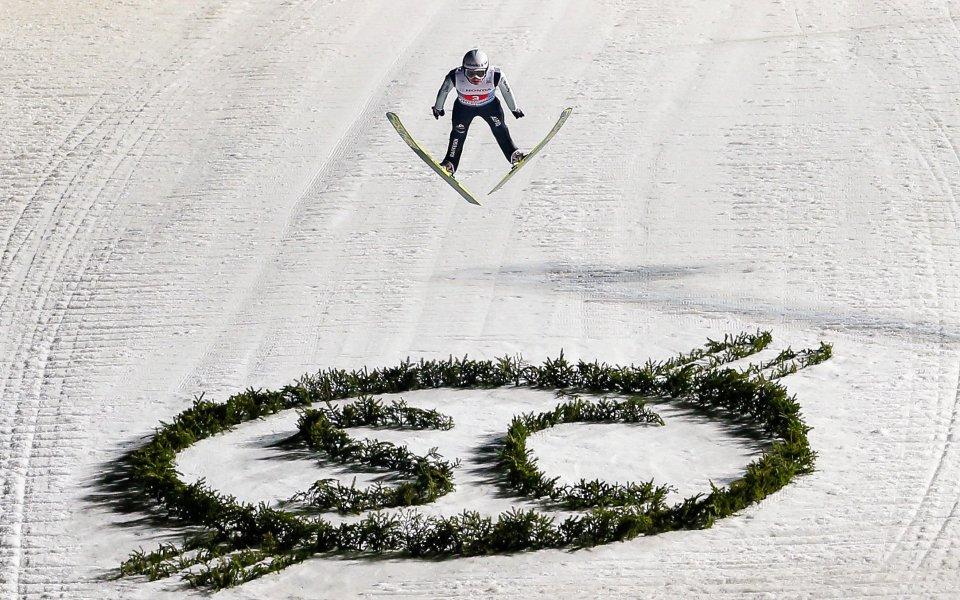 """Турнирът по ски скок """"Четирите шанци"""" може да има свое"""