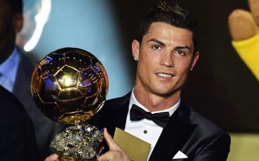 Роналдо: Златната топка е моята Нобелова награда