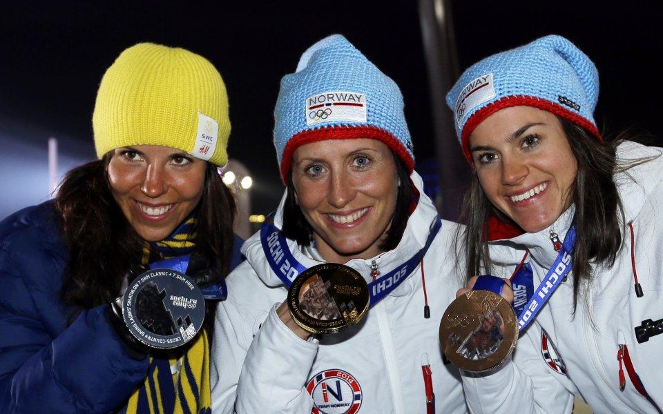Може да отнемат златния медал на Бьорген