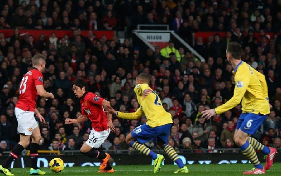 Еврофутбол: Арсенал ще бие Манчестър Юнайтед