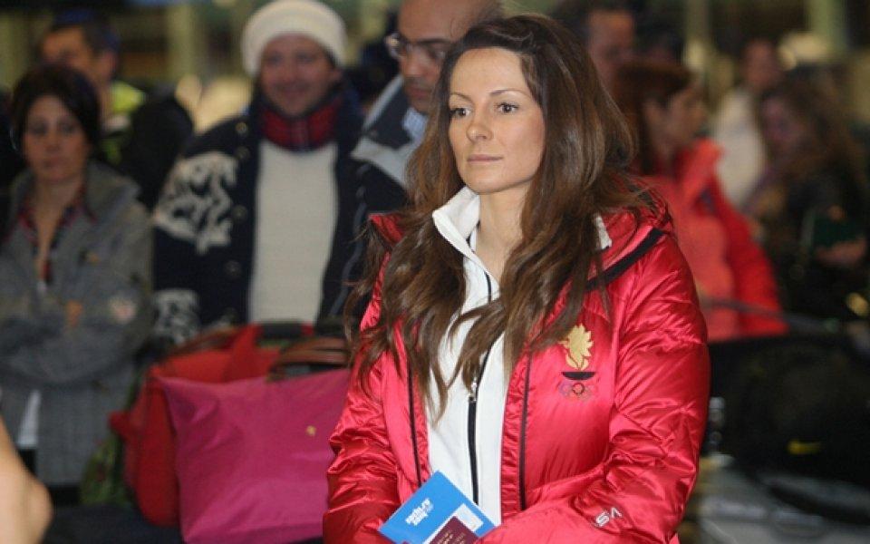 Сани: Концентрирана съм за финалите в Испания