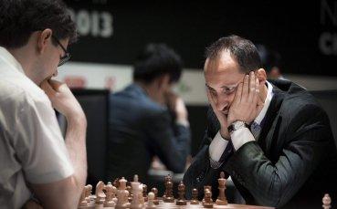 Топалов и Вашие-Лаграв ще играят решителен тайбрек в Йерусалим