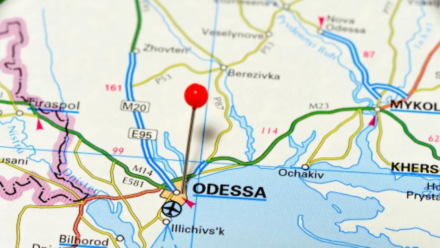 АФП: 38 загинали в пожар по време на сблъсъците в Одеса