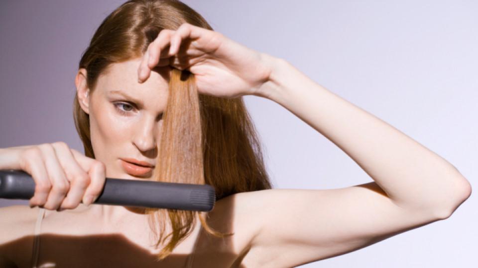 За по-правилно и успешно ползване на пресата за коса