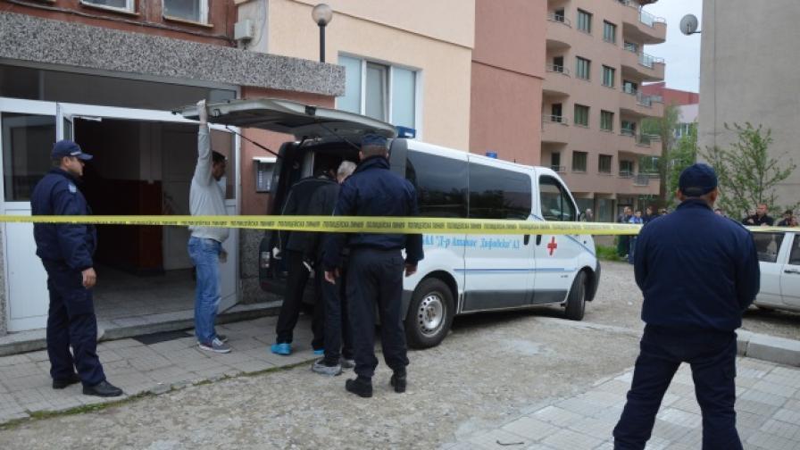 18-годишен задържан за двойното убийство в Джебел