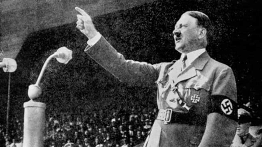 Яростта на Хитлер се дължала на деформирани гениталии