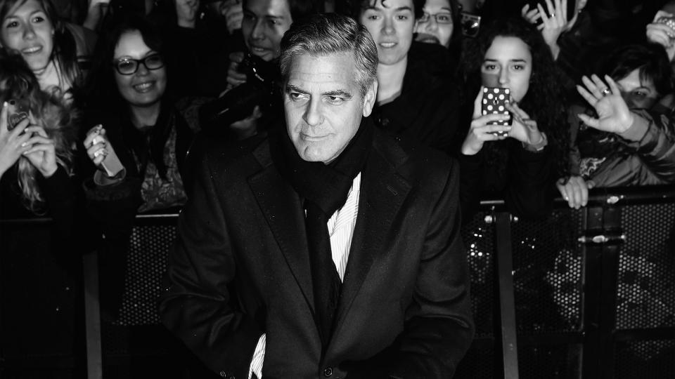 Годежът на Клуни е потвърден