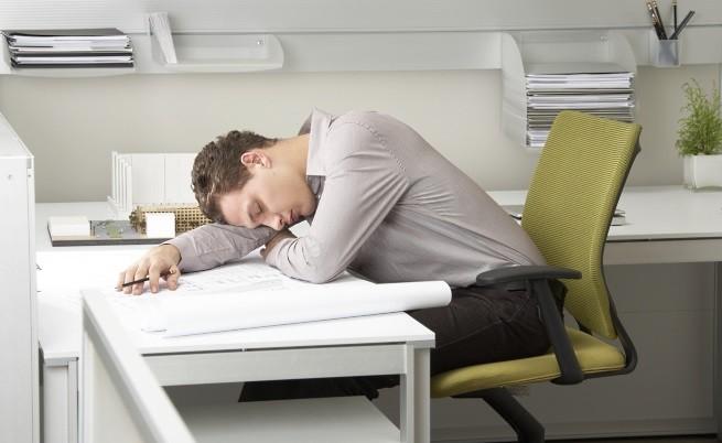Негативните последствия от работата - затлъстяване, стрес и умора